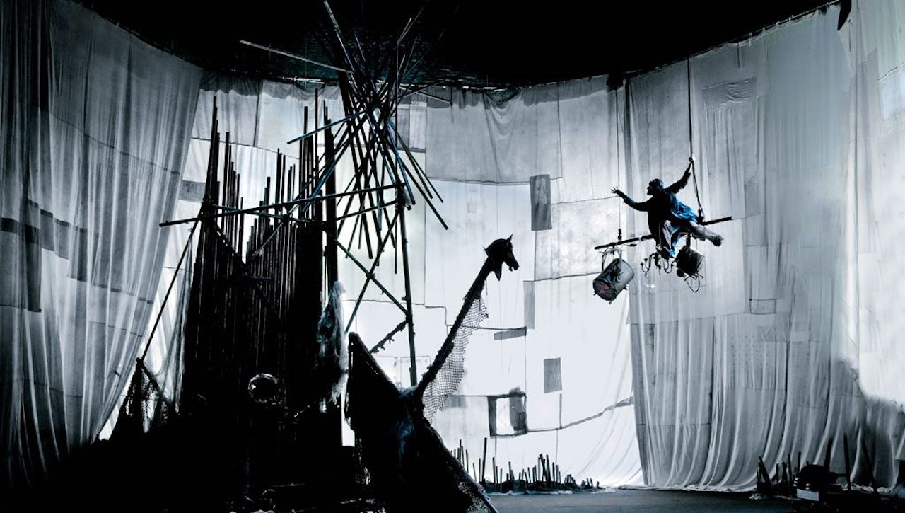 cirque Raoul, james thiérrée, Namur, szenik,