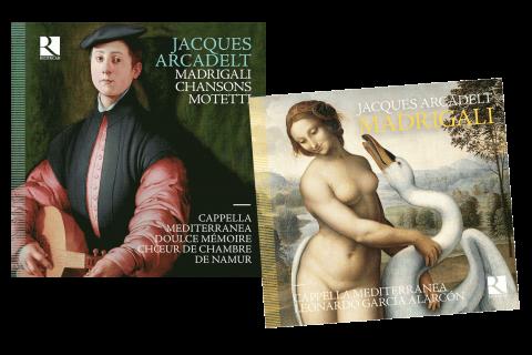 LeonardoGarcíaAlarcon-jacquesarcadelt-choeurdechambredenamur-BertrandPichene-cd