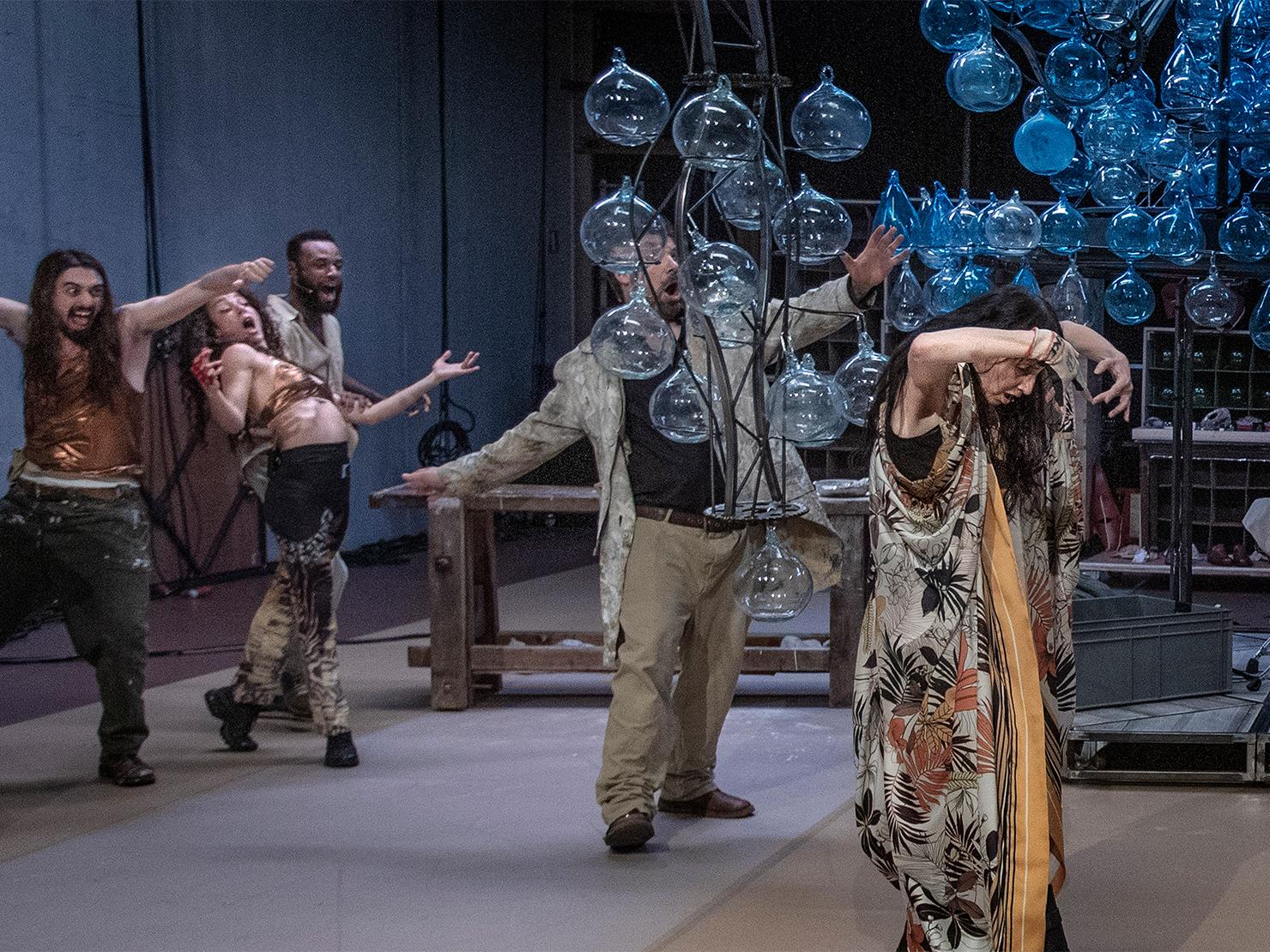 all the good jan lauwers needcompany festival Zürcher theater spektakel szenik