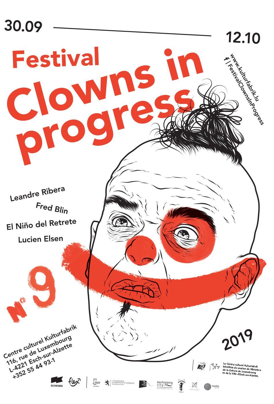 Festival_Clowns in progress_Kulturfabrik_Esch sur Alzette_szenik