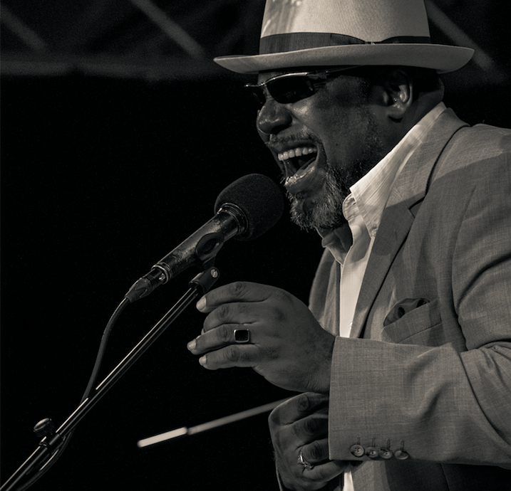 Big Daddy Wilson, Colmar Jazz Festival 2019, szenik