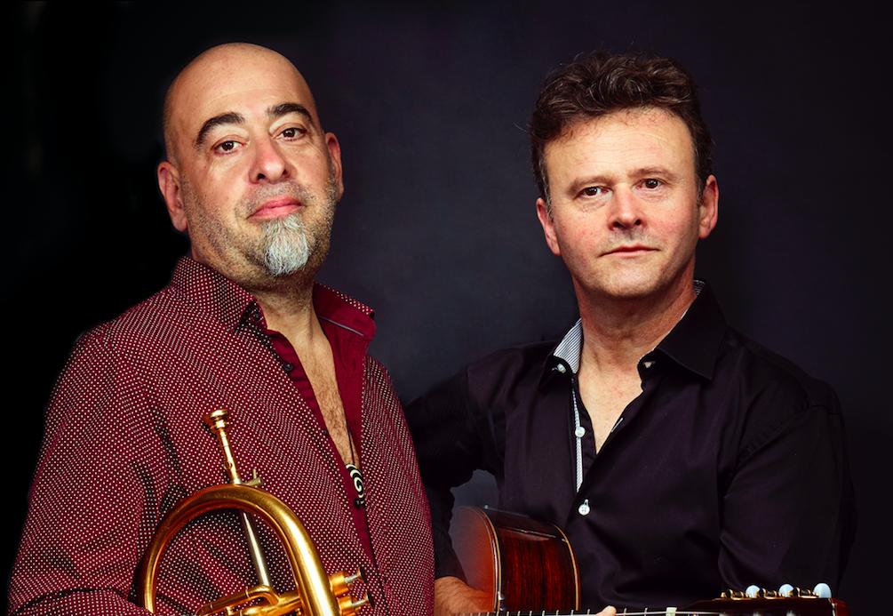 Sylvain Luc, Stéphane Belmondo, Festival Colmar Jazz, szenik