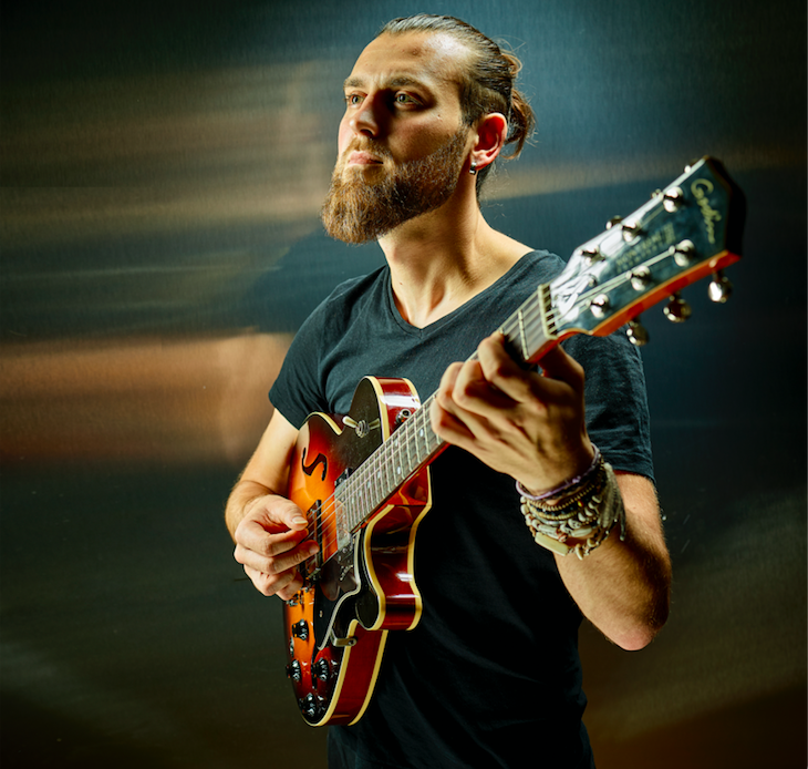 Anthony Jambon, Festival Colmar Jazz, szenik