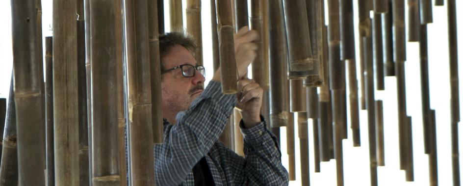 Rencontre avec Thierry De Mey; Musica, festival, szenik,