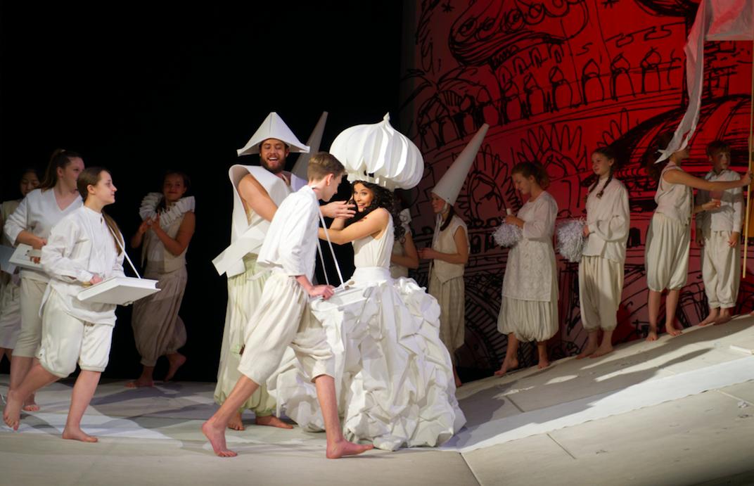191011_Junges Theater_DIE ARABISCHE PRINZESSIN_SAARLANDISCHES STAATSTHEATER SAARBRUCKEN_SZENIK