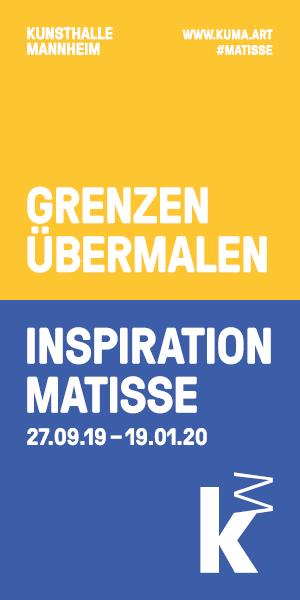 KUMA 2019 Inspiration Matisse szenik