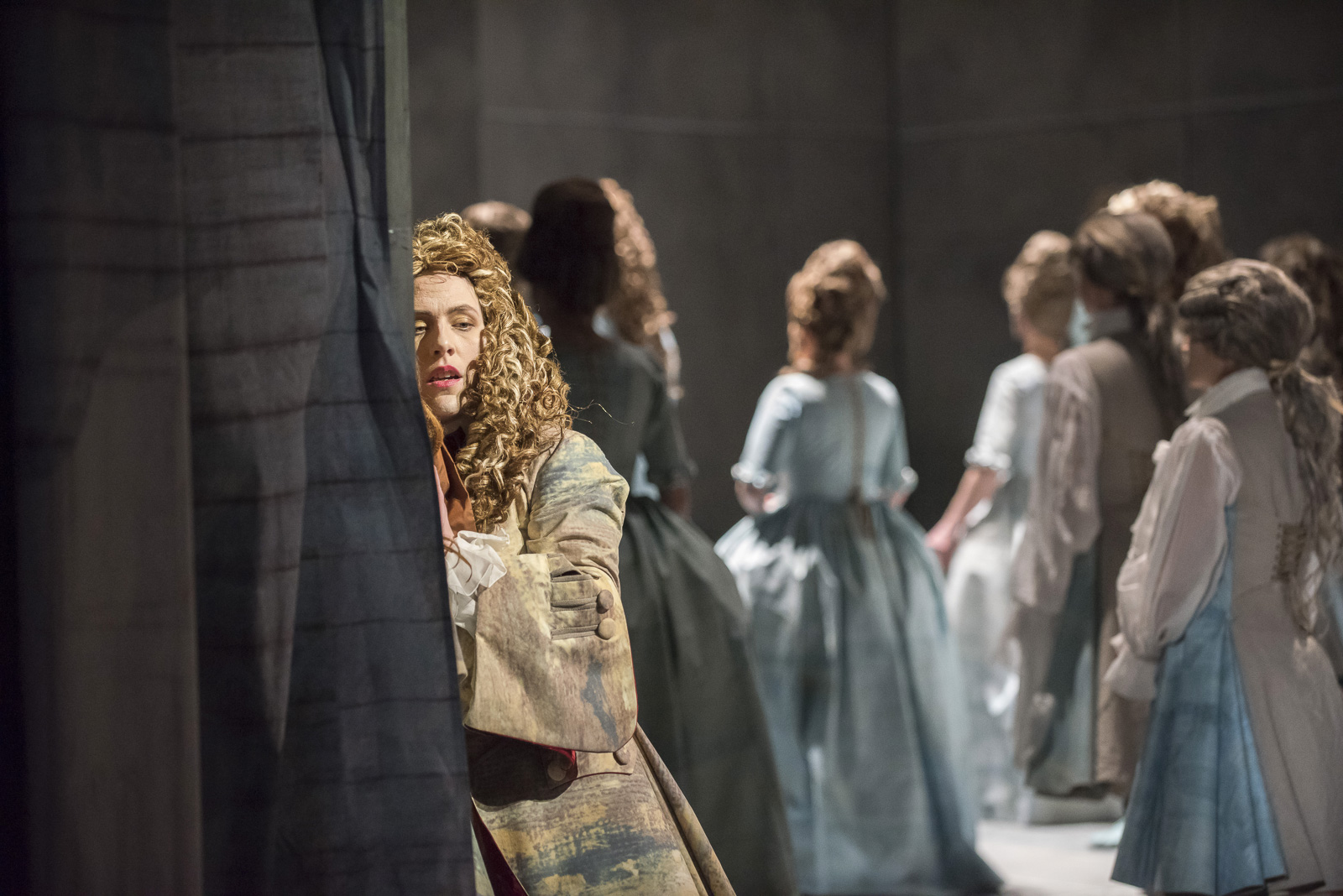 OPÉRA LIVE : ARSILDA, REGINA DI PONTO DE VIVALDI AVEC L'ENSEMBLE TCHÈQUE COLLEGIUM VOCALE 1704