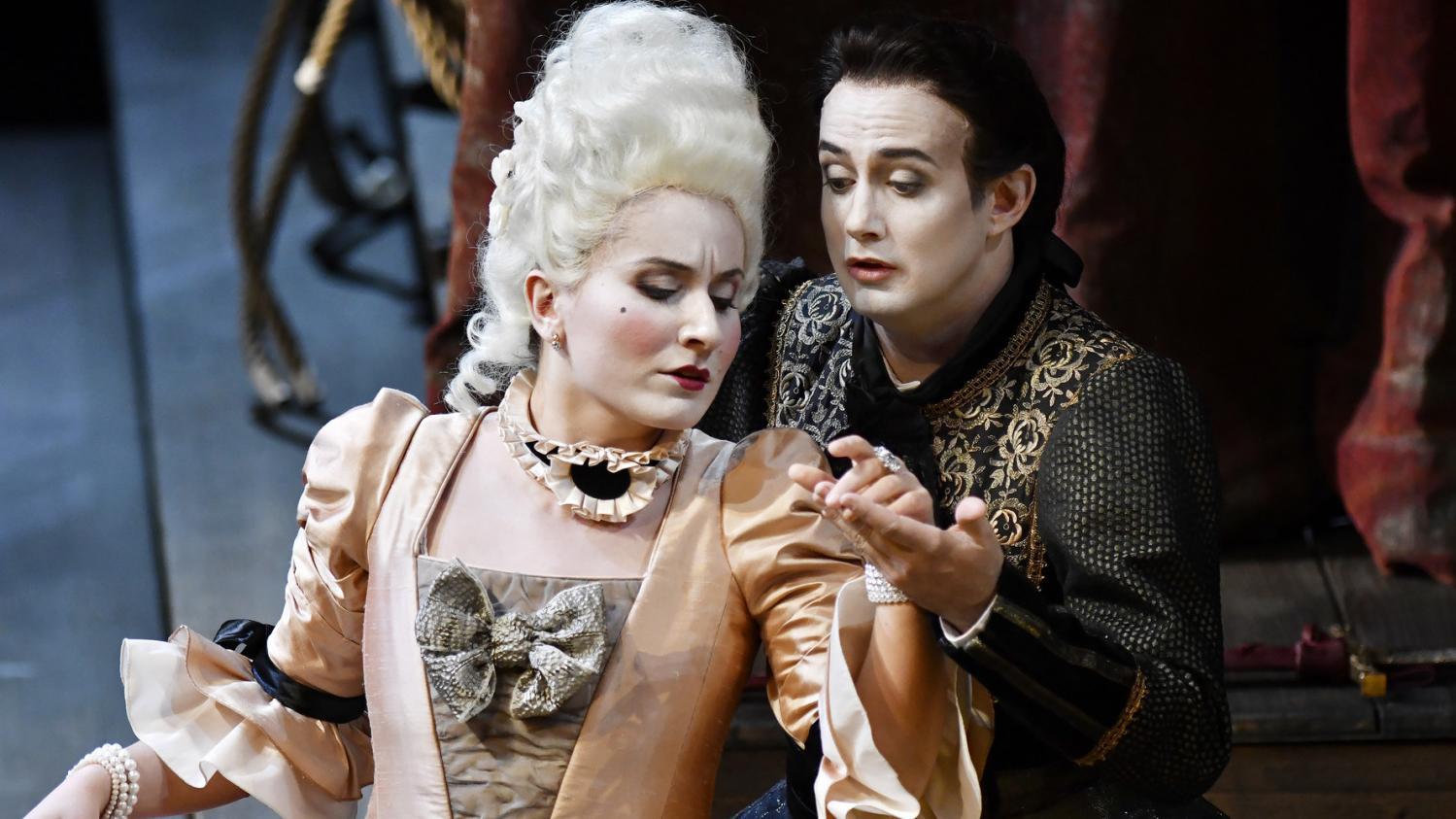 Opéra en replay : Semiramide de Rossini avec Franco Fagioli à l'Opéra National de Lorraine