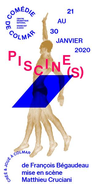 Saison 2019-2020 Piscine(s) Matthieu Cruciani Francois Bégaudeau szenik
