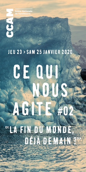 CCAM Vandoeuvre-lès-Nancy 2020 Ce qui nous agite #02 szenik