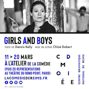 Comédie de Reims 19-20 Girls and Boys Chloé Dabert szenik