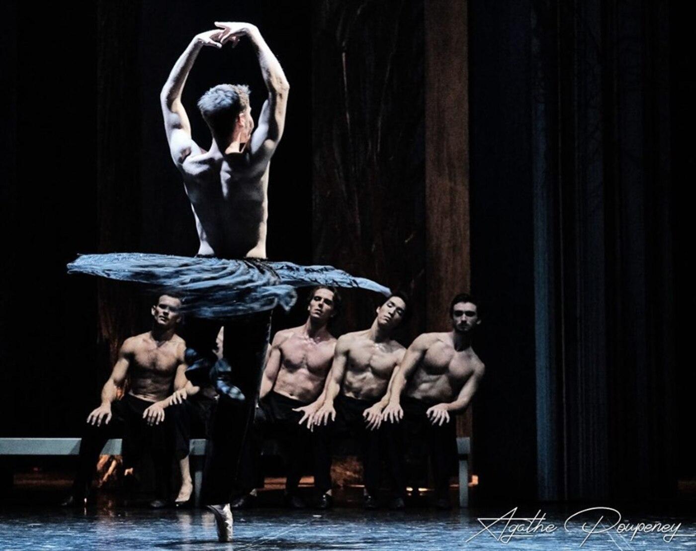 Ballet in Progress : Danser Chostakovitch, Tchaïkovski du Ballet de l'Opéra national du Rhin