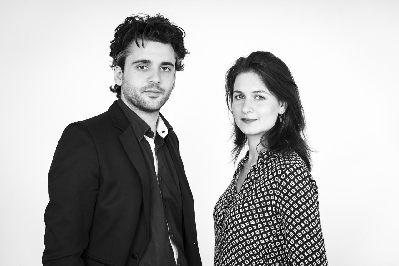 Reinoud Van Mechelent & Anna Besson © Senne Van der Ven