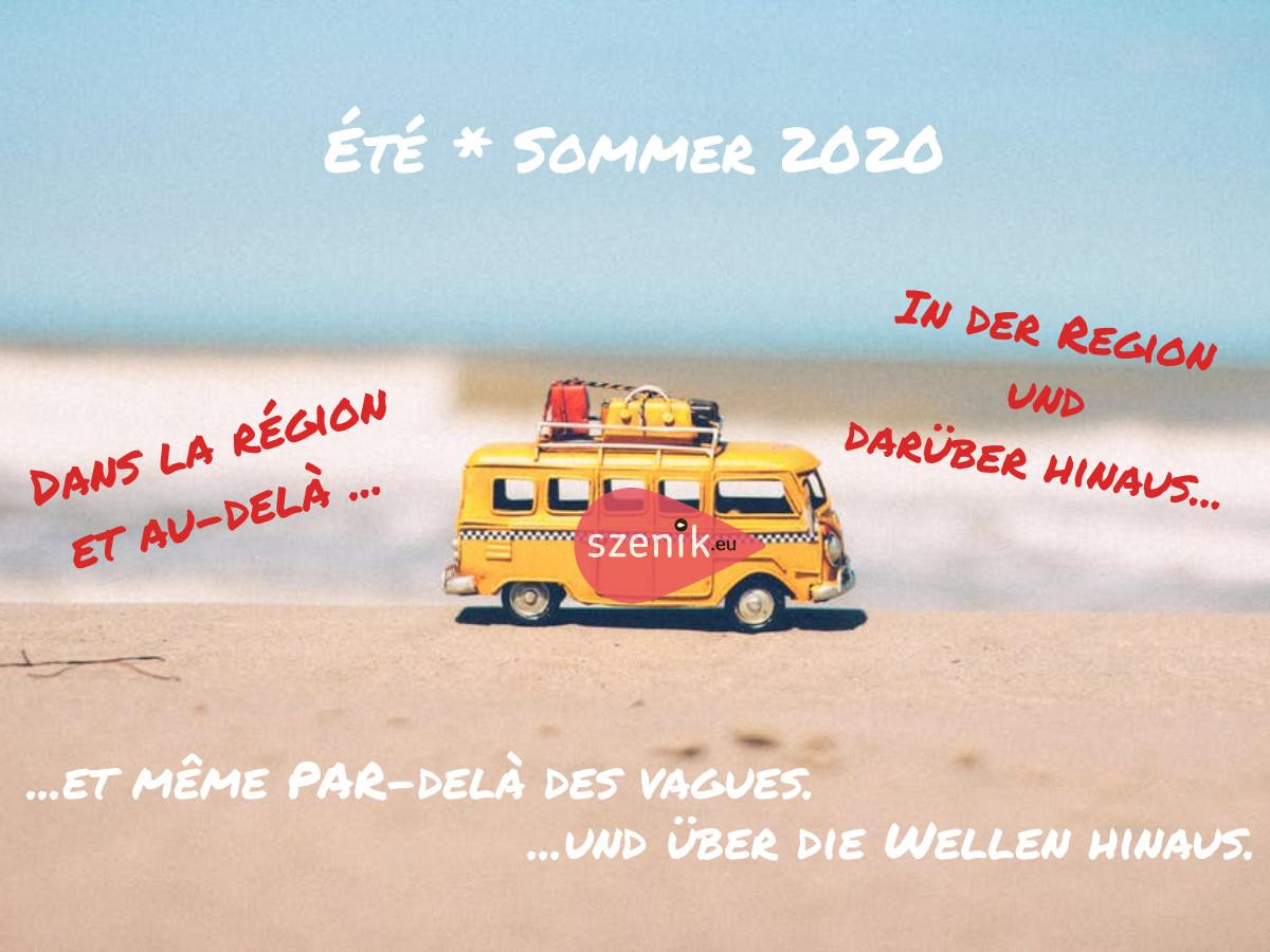 Toute l'équipe de szenik vous souhaite un bel été !