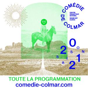Comédie de Colmar Saison 20-21 Lancement de saison szenik