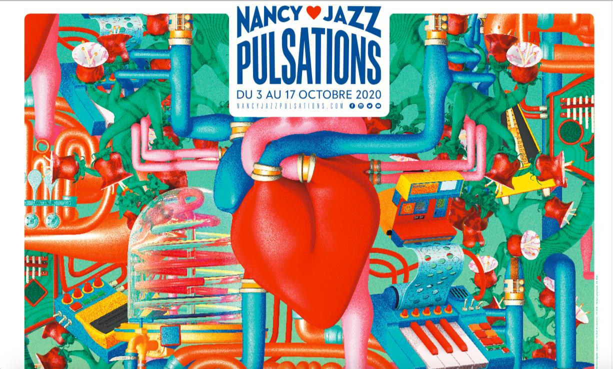 Festival_nancy jazz pulsations 2020_szenik
