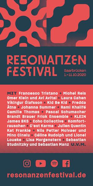 Resonanzen Festival 2020 szenik