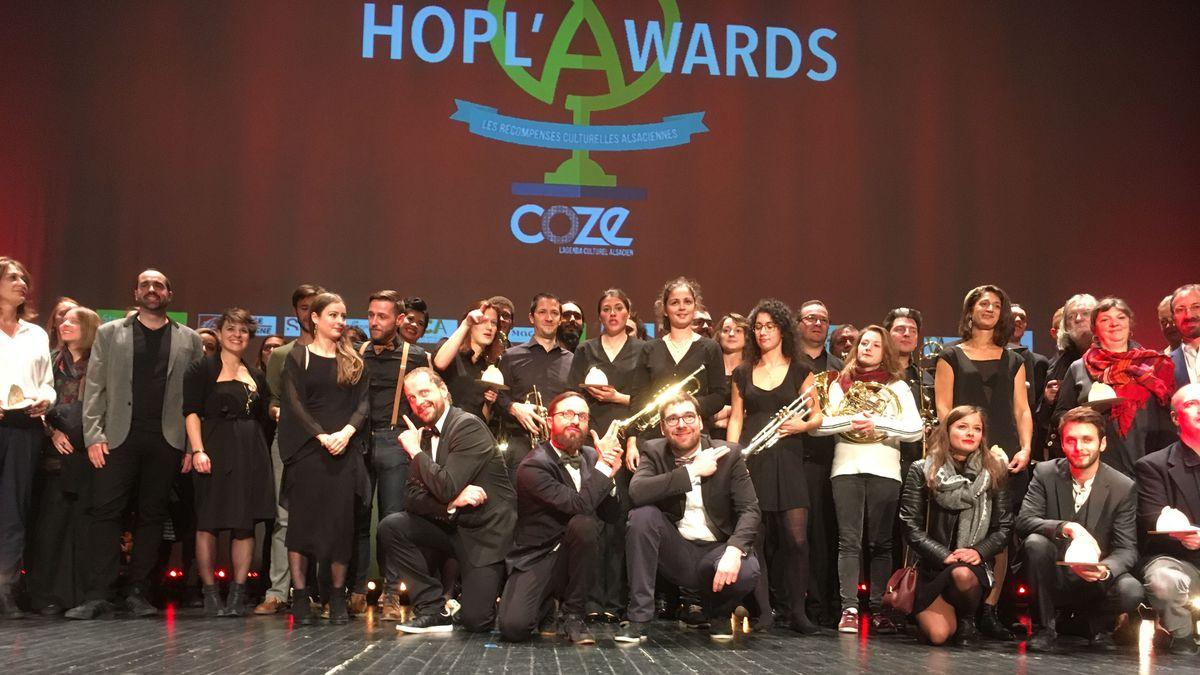 Les Hopl'Awards 2020 : les récompenses culturelles alsaciennes sont de retour pour une 9ème édition !