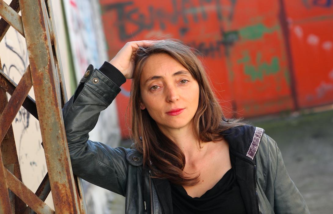 Julie Gilbert © Patrick Fabre-festival primeurs-szenik