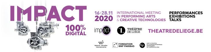 IMPACT 2020 Théâtre de Liège szenik