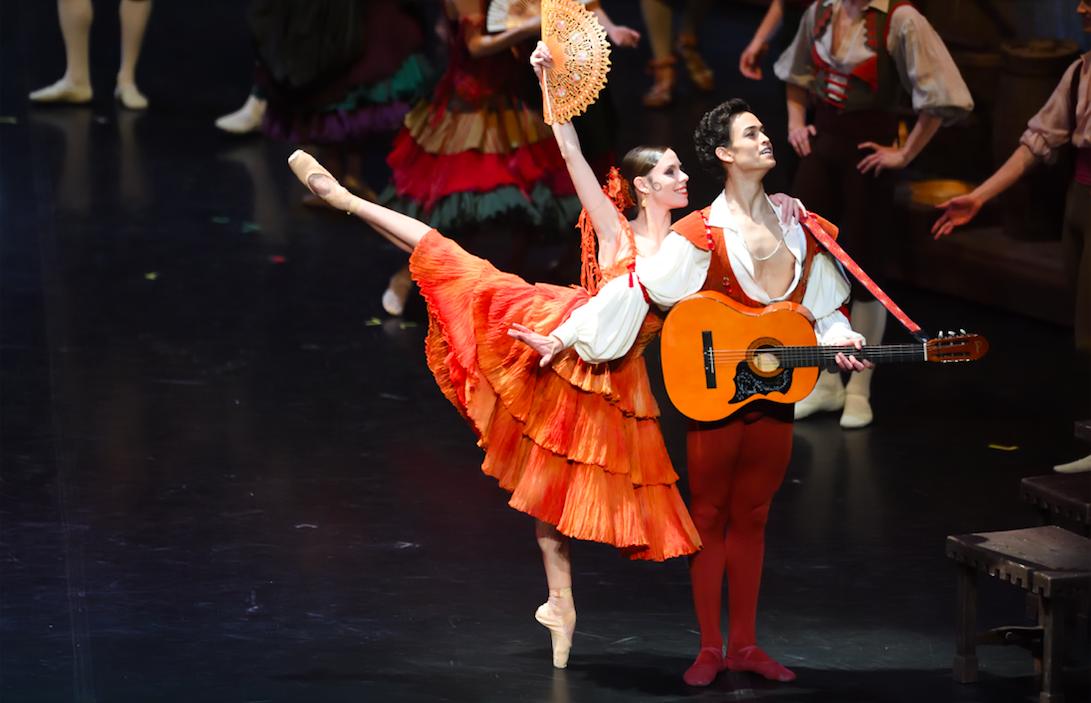StuttgartBallett@Home: Maximiliano Guerras Don Quijote auf Youtube