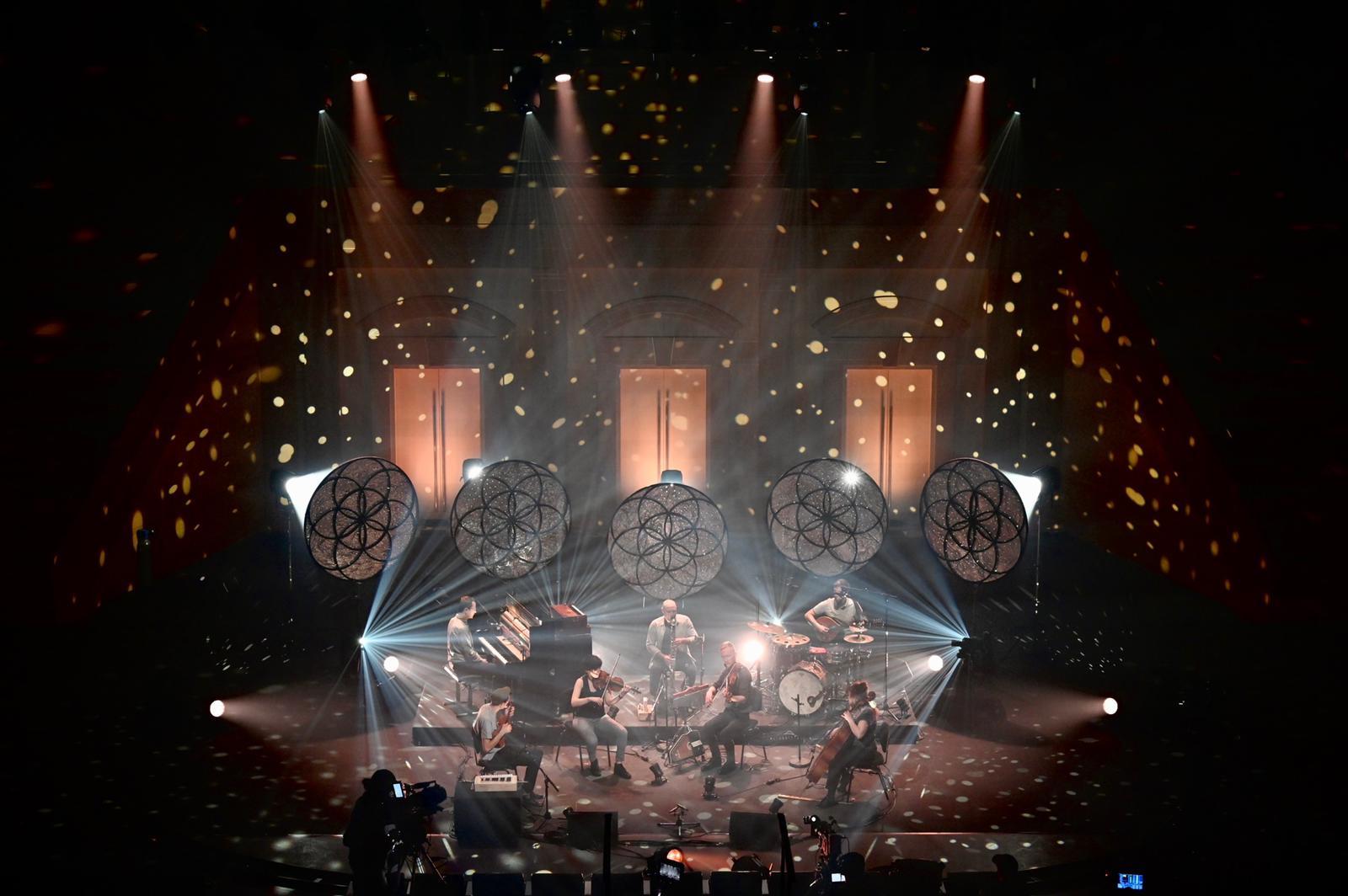 Concert de Chapelier Fou Ensem7e sur Arte Concert