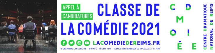 Classe de la Comédie de Reims