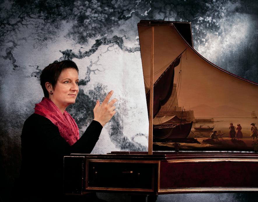 Interview avec Anne-Catherine Bucher, directrice artistique du Concert Lorrain