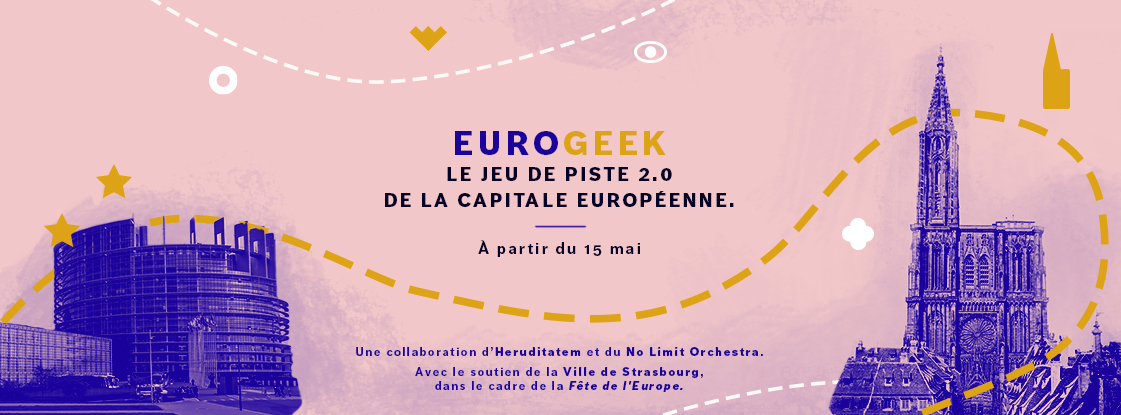 Eurogeek, le jeu de piste 2.0 de Strasbourg