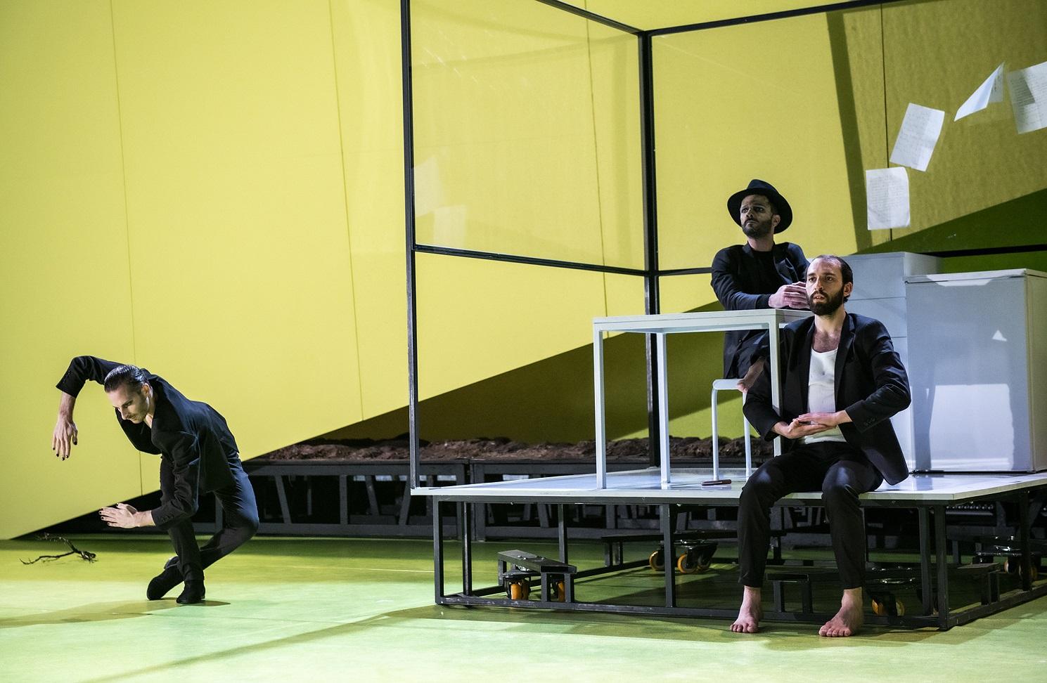 Le Théâtre National de la Sarre propose une scène virtuelle