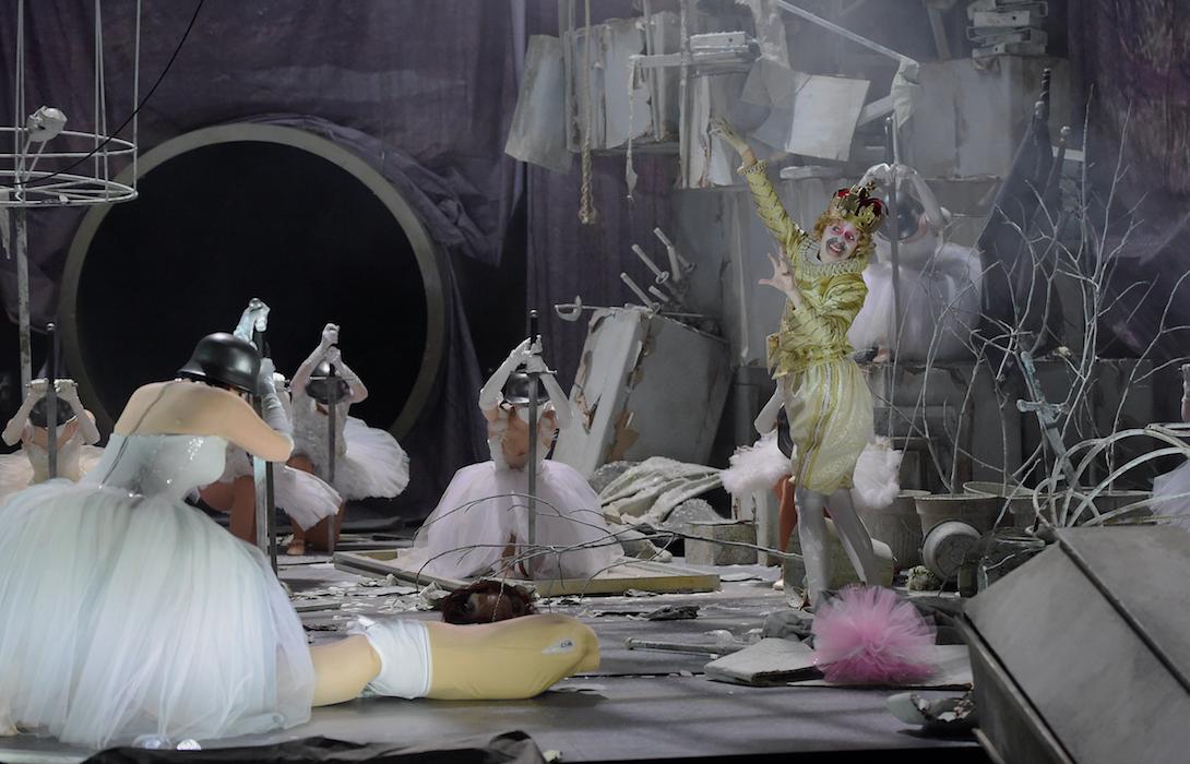 La nouvelle saison du Théâtre National de la Sarre est une ode au spectacle vivant
