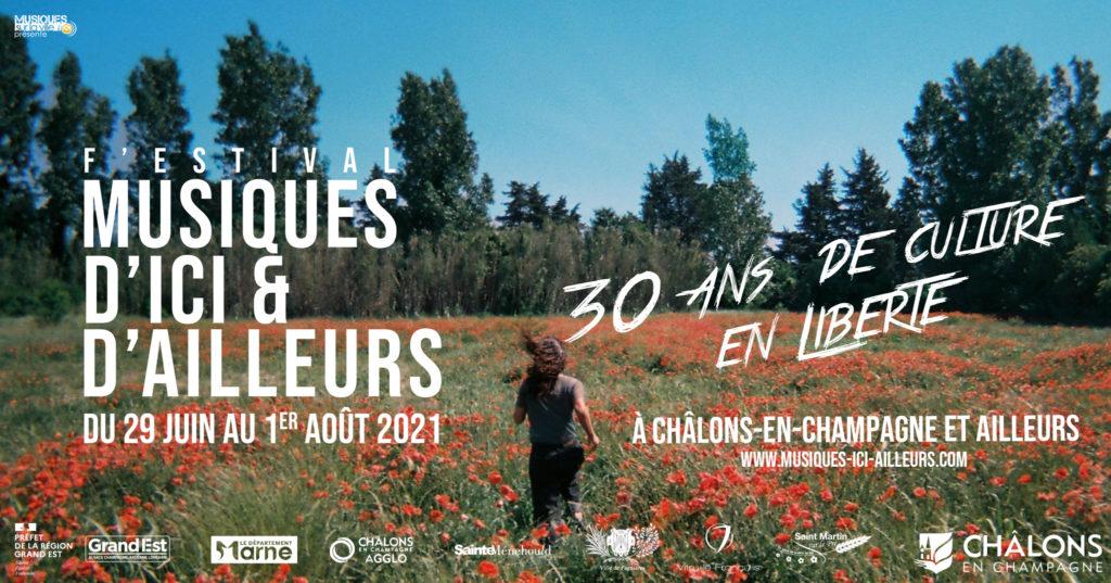 Focus sur le Festival des Musiques d'Ici et d'Ailleurs 2021