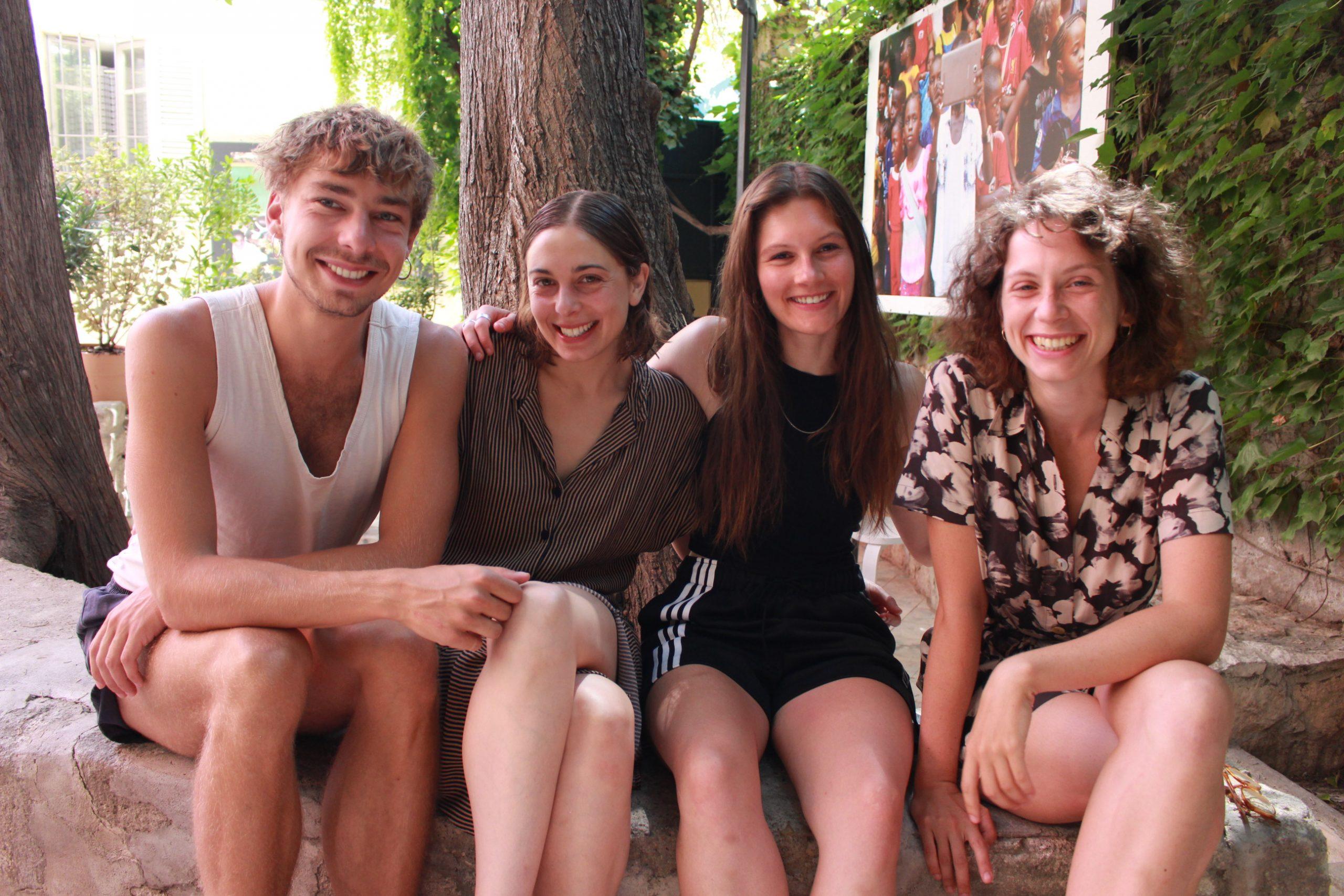 HOME de Magrit Coulon : Interview avec l'équipe artistique au Festival OFF d'Avignon