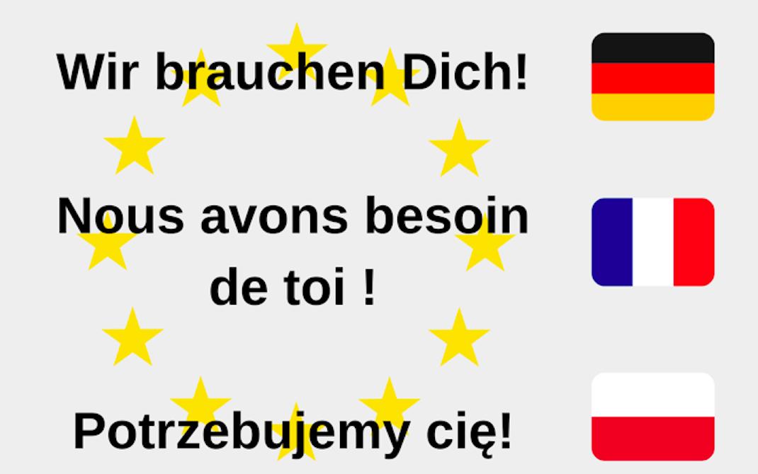 Jugend & Europa: Der Deutsch-Französische Kulturrat braucht dich!