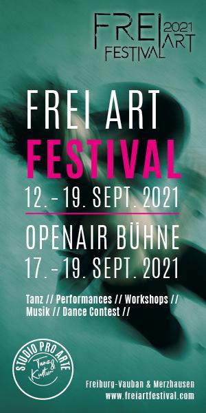 Frei Art Festival - Freiburg