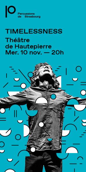 Timelessness —Les Percussions de Strasbourg |szenik.eu