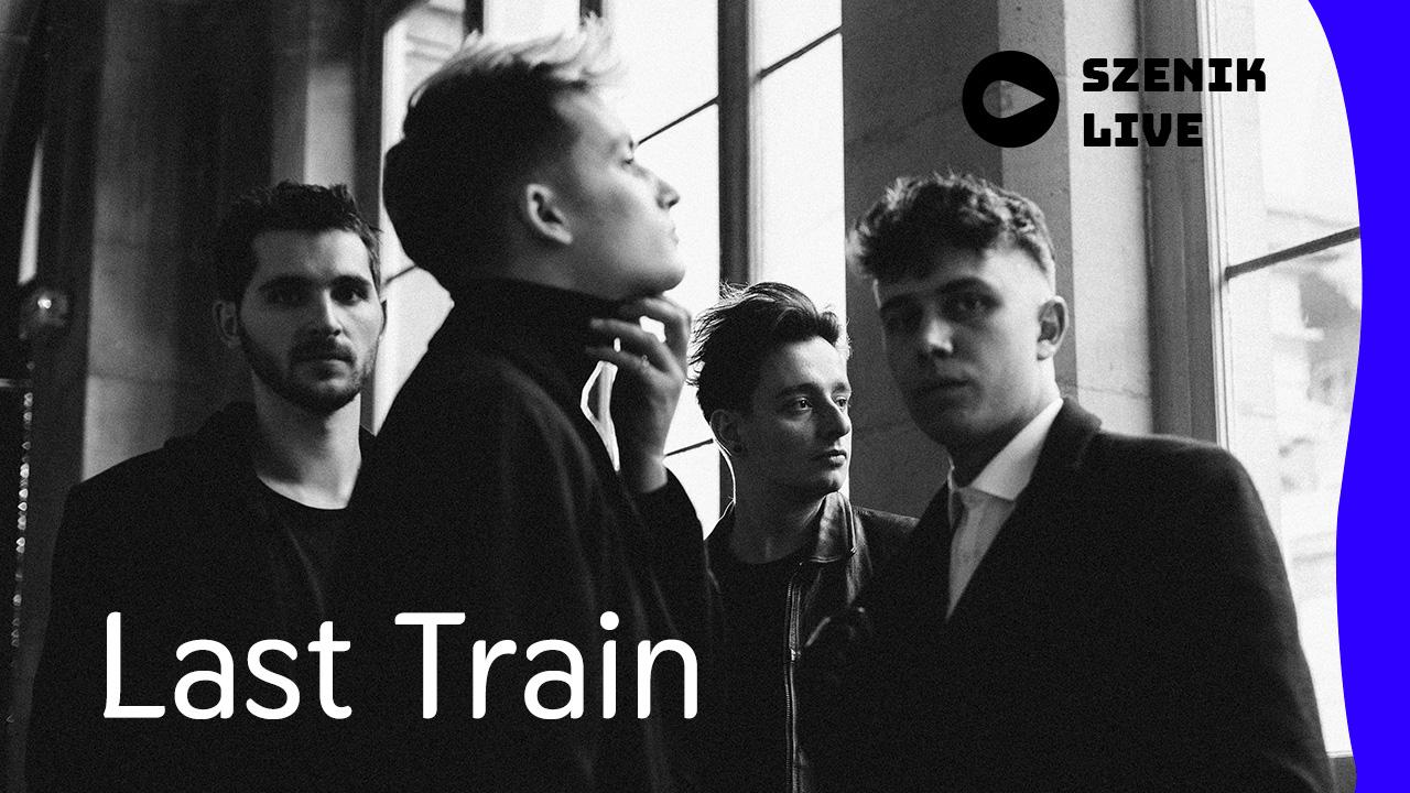 Concert à revoir : LAST TRAIN à la Halle Verrière de Meisenthal