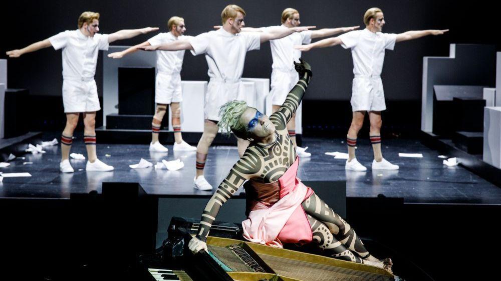 Bildergebnis für staatstheater karlsruhe am königsweg