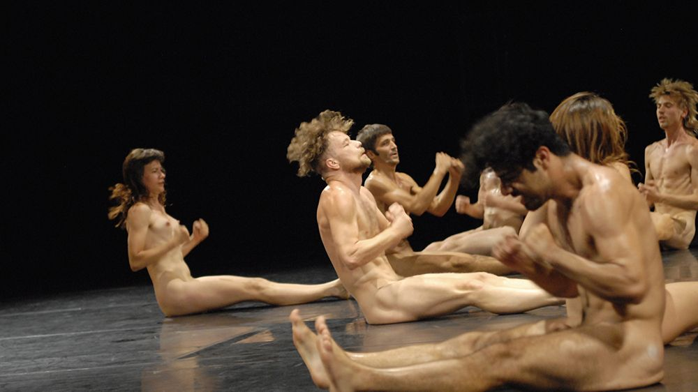 Nude Tanz